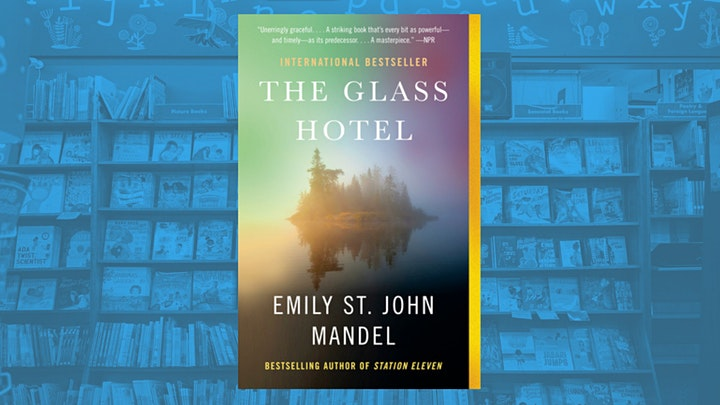 Emily St. John Mandel with Isaac Fitzgerald: The Glass Hotel image