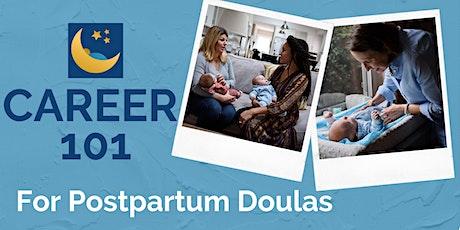 Career 101: Postpartum Doulas tickets