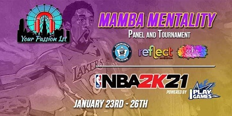 Kobe Tribute - NBA2K Tournament/Panel/Art Auction/LIVE Art Experiment tickets