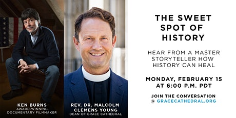 Grace Winter Forum Online with Ken Burns: The Sweet Spot of History tickets
