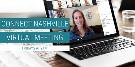 Connect Nashville Virtual Networking Meeting tickets
