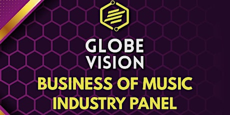 GlobeVision: Business of Music Industry Panel 2021 entradas