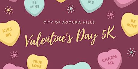 Agoura Hills Valentine's Day Virtual 5K tickets