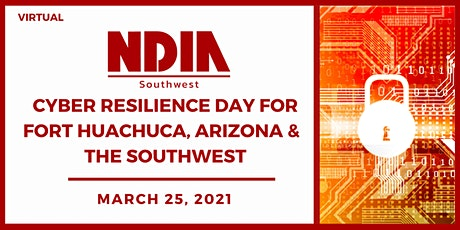 NDIA Southwest Chapter Cyber Resilience Day tickets
