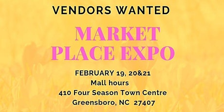 Market Place Expo tickets