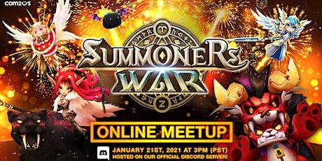 Summoners War January Online Meetup! tickets