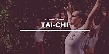 Clase Abierta y Gratuita de Tai Chi - Cosmodinamia - PRESENCIAL entradas