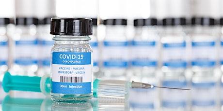Pre-registration for COVID-19 Vaccine through DOH-Brevard tickets