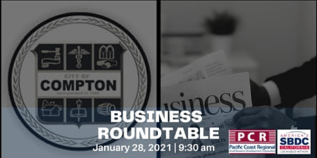 City of Compton Business Roundtable tickets