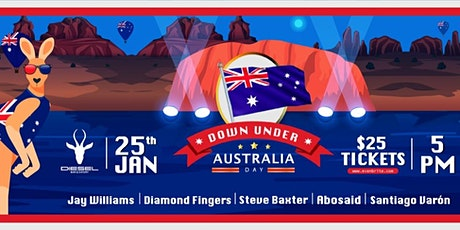 Hot Chili & Where is Medellin Down Under (Australia Day Party) tickets