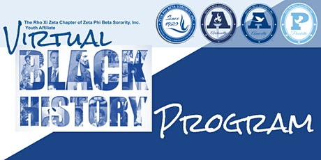 Rho Xi Zeta Youth Auxiliary Black History Program tickets