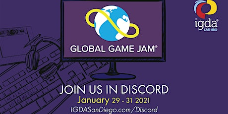 Global Game Jam 2021 San Diego tickets