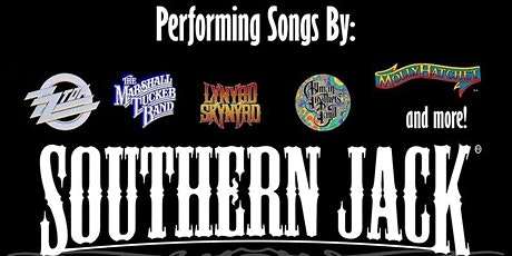 Southern Jack + Rick Lindy & The Wild Ones Live! tickets