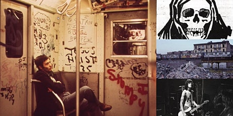 Fear City: New York City in the 1970s & 1980s Interactive Webinar tickets