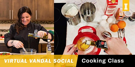 Vandal Cooking Class w/ Ampersand Oil and Vinegar Taphouse tickets