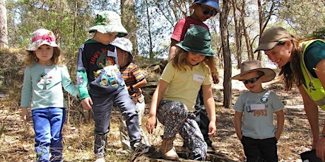 Preschool Nature Ramble tickets