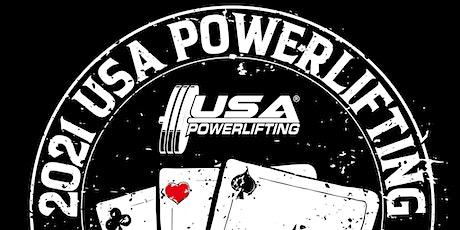2021 USA Powerlifting Bad Hand Invitational Registration (MO-2021-03) tickets