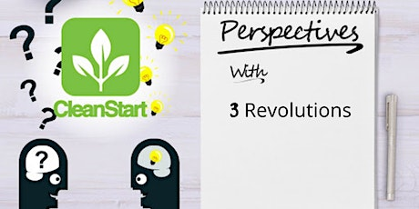 CleanStart Perspectives with  Mollie Cohen D'Agostino of 3 Revolutions tickets