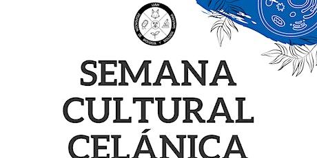 XV Semana Cultural Celánica UAH entradas