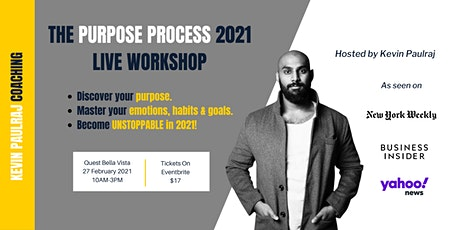 The Purpose Process 2021 tickets