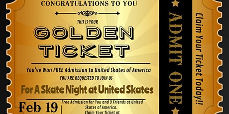 Win A Party Night at United Skates Raleigh tickets