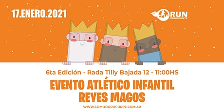 """Encuentro Atlético Infantil """"Reyes Magos"""" entradas"""