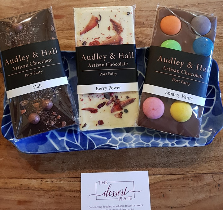 Chocolate Tasting Session: featuring Easter Treats image