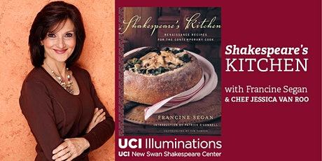 Shakespeare's Kitchen: A Lecture-Demonstration with Francine Segan tickets