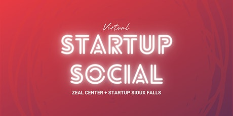 January Startup Social tickets