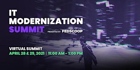 IT Modernization Summit 2021 tickets