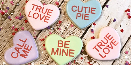 Galentine's Day Cookie Decorating Class (ages 16+) tickets