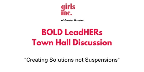 BOLD LeadHERs Town Hall Discussion tickets