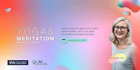 Yoga & Meditation | Online | tickets