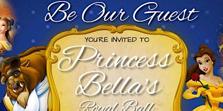 Bella's Royal Ball tickets