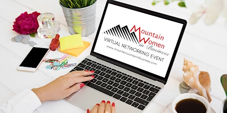 Virtual Networking | Mountain Women In Business [285 Corridor ONLY] tickets