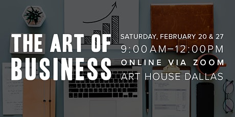The Art of Business (Virtual Gathering) tickets