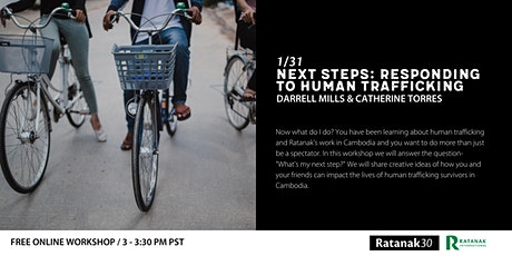 Next Steps: Responding to Human Trafficking tickets