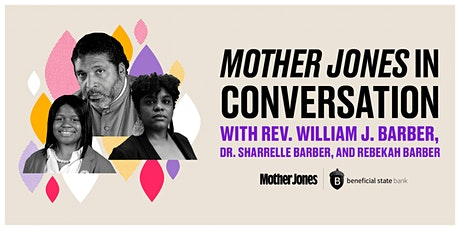 In Conversation with Rev. William Barber, Sharrelle Barber & Rebekah Barber tickets