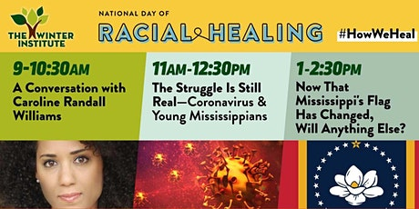 National Day of Racial Healing tickets