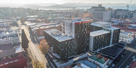 College of Business and Economics - Hobart CBD Welcome Sessions tickets