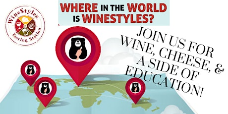 Wine, Cheese, and a Side of Education tickets