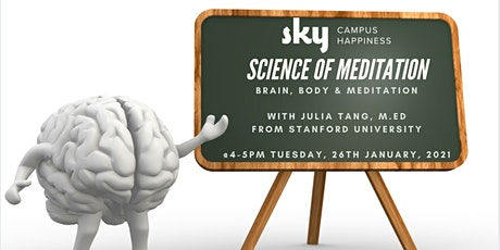 Brain, Body & Meditation tickets