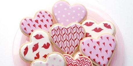 Be my Valentine's Cookies – Cooking Class tickets