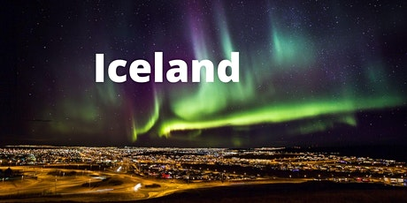 Virtual Vacation: Iceland tickets