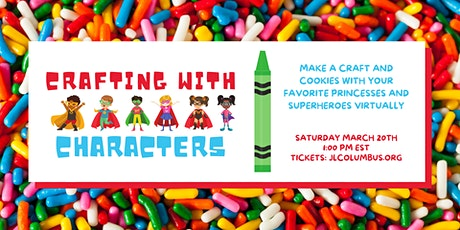 Crafting with Characters - Presented by the Junior League of Columbus tickets