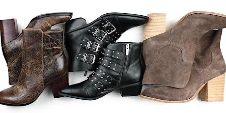 Warehouse Sale Pop-Up Shoe Store Final Weekend! tickets