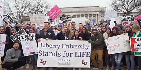 Liberty University March for Life tickets