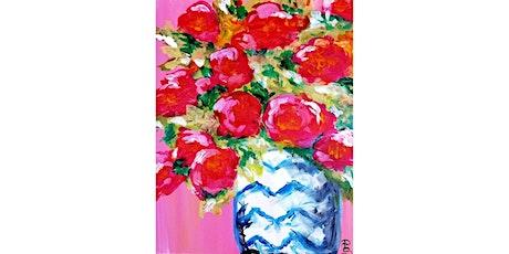 "Rustic Cork, Lake Stevens - Mimosa Morning ""Blue & White Vase"" tickets"