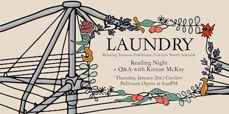 Laundry   Reading Night tickets