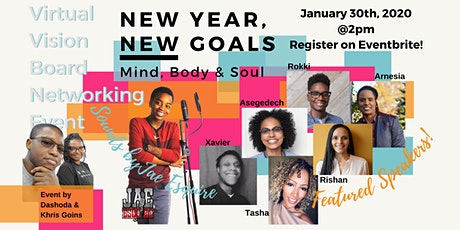 New Year, New Goals - Mind, Body & Soul tickets